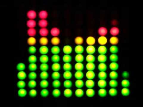 Audio Spectrum Analyzer Diy Youtube