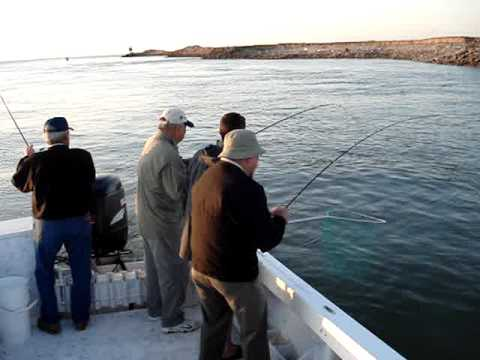 Fishing port o 39 connor tx captain kenneth gregory 1 youtube for Port o connor fishing