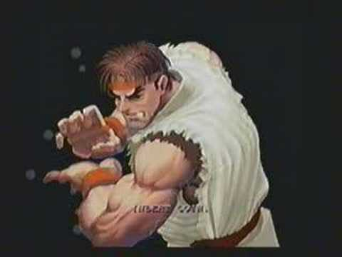 Super Street Fighter 2: Beginning Intro! (Icon)
