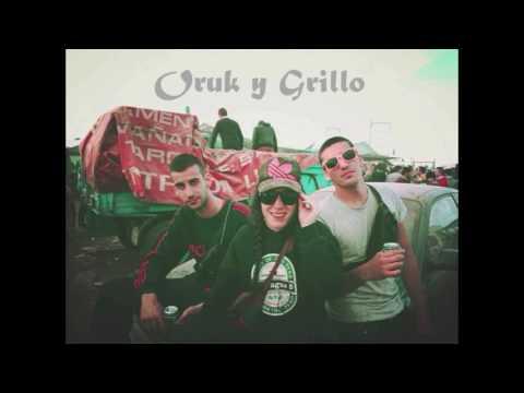 Oruk y Grillo - Ni los ves (Pep´s Prods) VerbiGratiaStudios