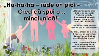 MAMA E EROUL MEU (poezie)