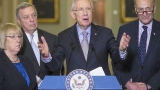 Senate Democrats slow Trump Cabinet confirmations