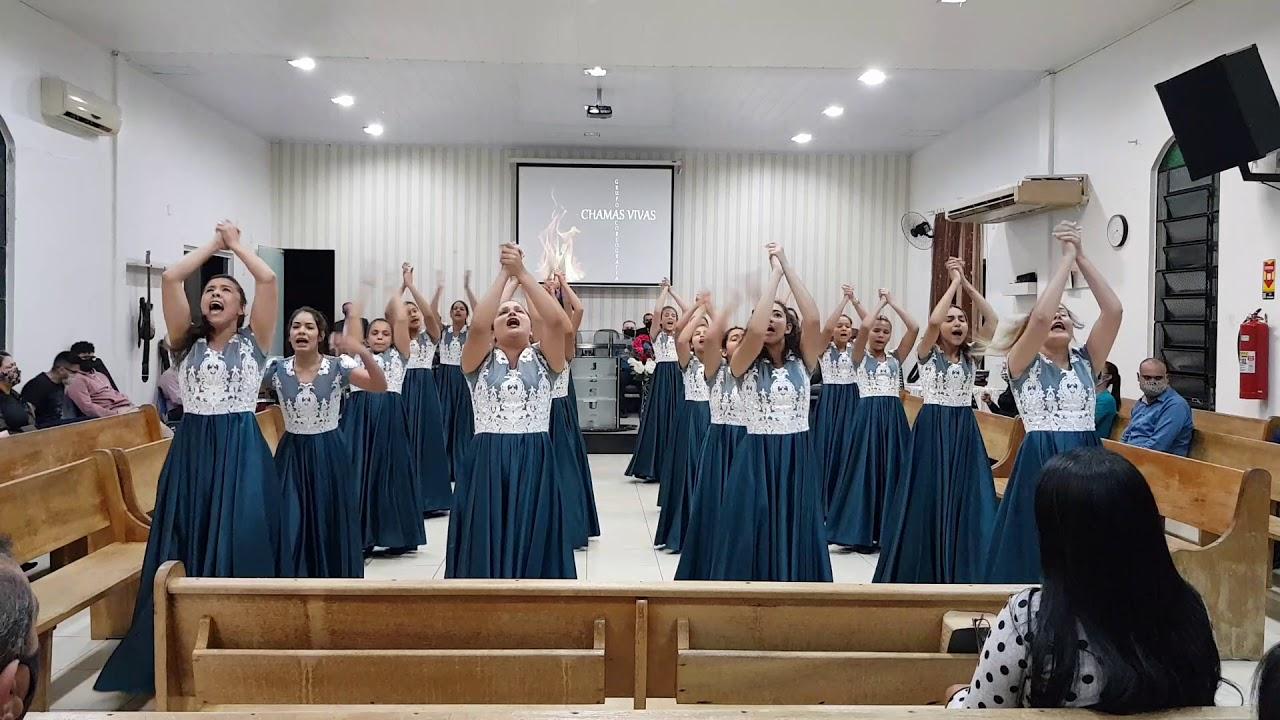 Coreografia Ultimos Dias (Eveny Braga)