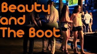 Beauty and The Boot - Riding Shotgun #25