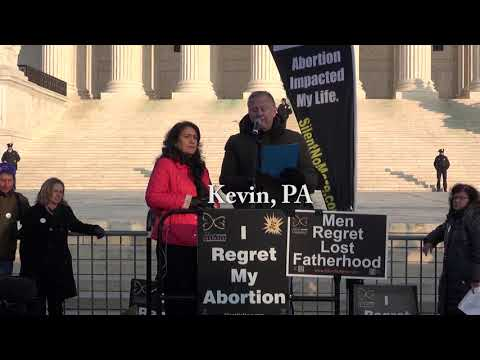 Kevin's 2019 March for Life Testimony