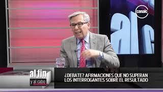 Pablo Riberi: ¿Debate? Afirmaciones que no superan los interrogantes sobre el resultado