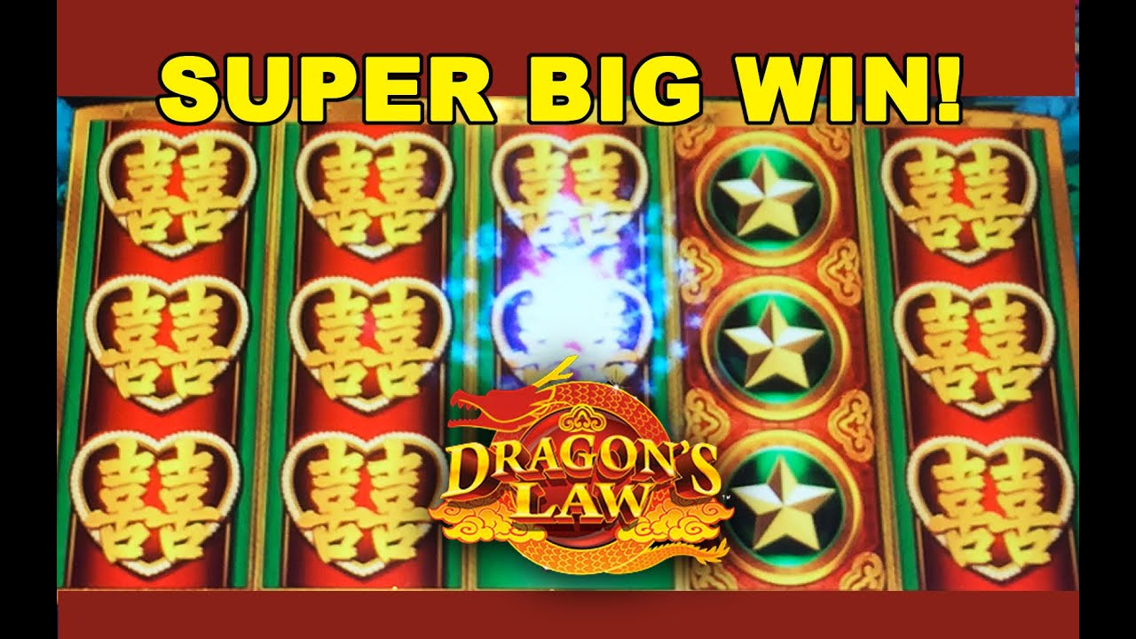 Youtube dragon's law slots
