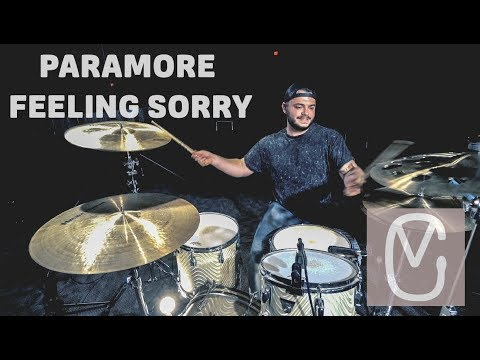 Paramore - Feeling Sorry - Drum Cover