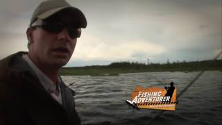Incredible pike in Bay James Quebec - Fishing Adventure
