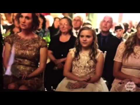 Scarlett and gunnar wedding