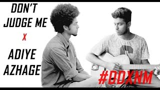 Download Hindi Video Songs - Chris Brown - Don't Judge Me X Oru Naal Koothu - Adiye Azhage Mashup Cover BY Electro Sapiens