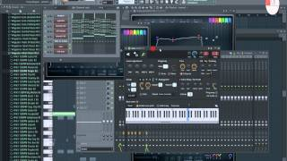 FL Studio 12 - How to always make epic EDM chords - my 3 best methods