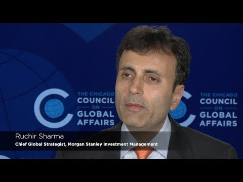 One More Question with Morgan Stanley's Chief Global Strategist Ruchir Sharma