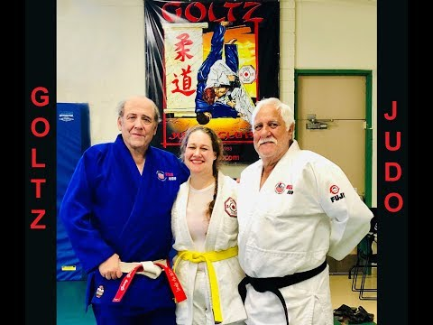 Laura Barnes   Judo Yellow Belt Promotion  October 2018