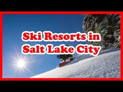 5 Best Ski Resorts in Salt Lake City, Utah | US Skiing Guide