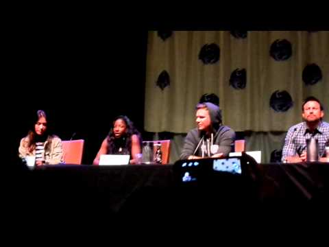 Jim Parrack doing his Jay-Z impression and more fun at Dragon Con 2013 streaming vf