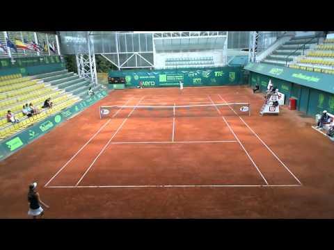 Catherine Bellis v Evgeniya Levashova (2013 World Junior Tennis Final)
