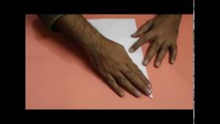 How to make a Paper Kite