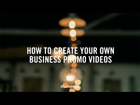 How to Create Business Promo Videos with an iPhone