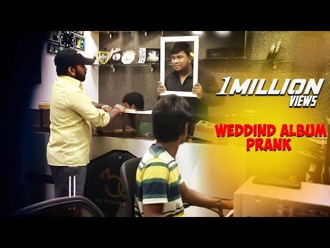 Wedding Album Prank | Prankster Rahul | Tamil Prank | PSR 2019