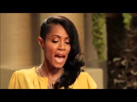 Jada Pinkett Smith   Take care of YOU, first   YouTube