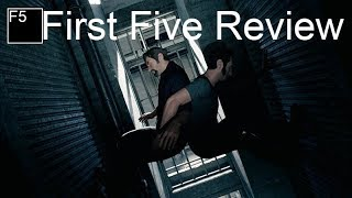 A Way Out Review: First Five (Video Game Video Review)