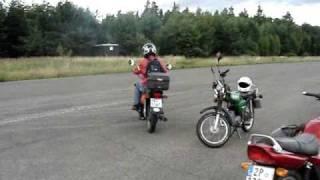 Blázni na motorkách 1