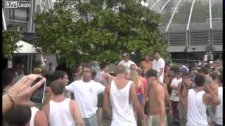 Darling Harbour brawl