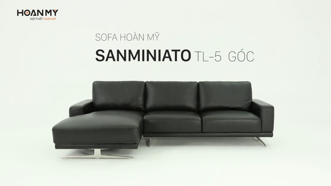 Sofa góc Hoàn Mỹ – SANMINIATO/TL-5