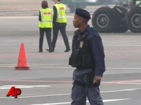 More World Cup Teams Arrive in Johannesburg