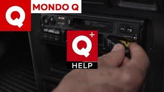 Qhelp: come disfarsi della vecchia autoradio