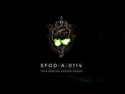 10th Special Forces Group: SFOD-A-0114 - Milsim Trailer [10SFG]