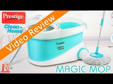 Prestige Magic Mop Review | Prestige Mop PSB10 Review | Unboxing Prestige Mop Cleaning
