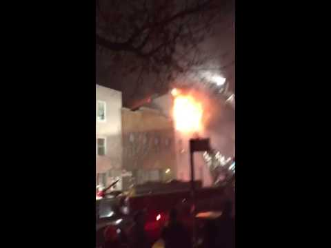 Fatal 5 Alarm Fire In Williamsburg Brooklyn