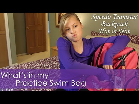 what's-in-my-practice-swim-bag-|-hot-or-not-speedo-teamster-backpack-review