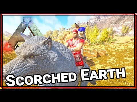 ★ Metal industry - ARK Survival Evolved Scorched Earth single player - ARK Scorched Earth pt 6