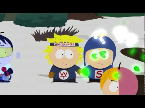 South Park: The Fractured But Whole - Showing off the Knockback build |
