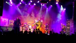 LORDI - Hell Sent In The Clowns - The Circus, Helsinki, Finland 1.11.2014