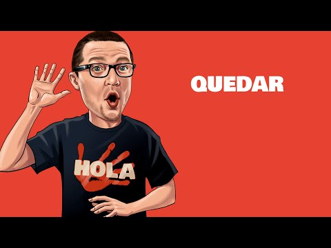 """The Two Most Common Uses of """"Quedar"""" when Traveling [Spanish Tidbit #3]"""