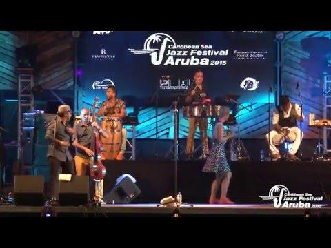 Maite Hontelé - Mambo City (Live version)