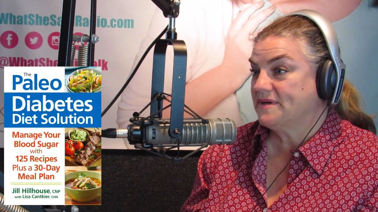 Managing your blood sugar with Jill Hillhouse #diabetes