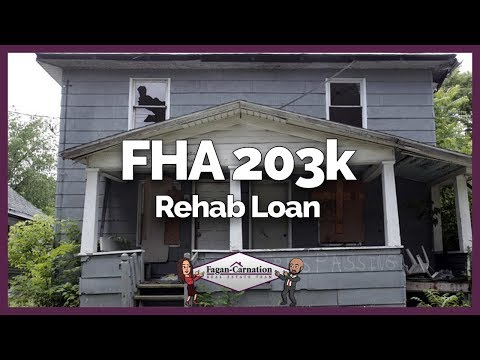 what-is-the-fha-203k-rehab-loan-with-ty-the-mortgage-guy