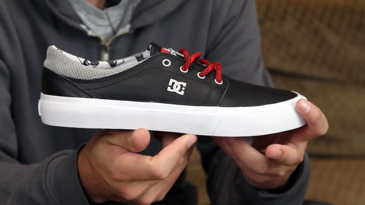 bfcf8d802e40cc DC Trase x Ben Davis Skate Shoes Review - Tactics.com - YouTube