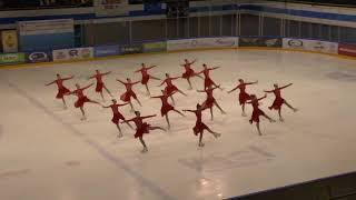 2nd Hevelius Cup 2018   Pirouette Junior Free Skating