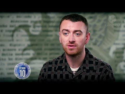 Sam Smith Opens Up About Stress, Fame & Music | Studio 10