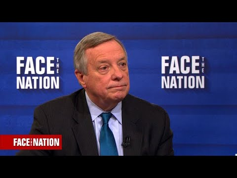 Sen. Durbin calls on Trump to lead a way out of the shutdown