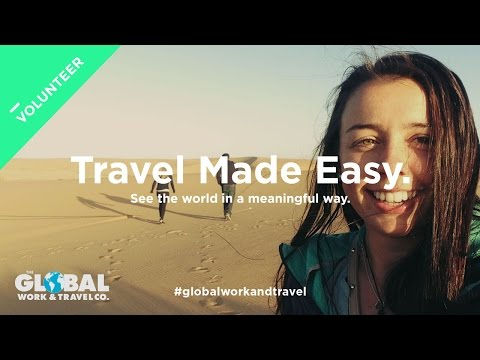 Volunteering in Namibia with Rebecca - The Global Work & Travel Co. Reviews