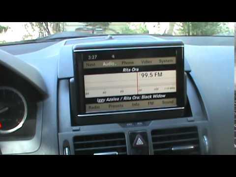 Mercedes-Benz iPod Connection Kit