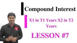 COMPOUND INTEREST_#LESSON-7