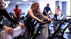 Summit Area YMCA | Greet the Beat Indoor Cycling with Stewart
